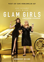 """Glam Girls"" Filmplakat"