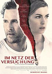 """Im Netz der Versuchung"" Filmplakat (© Universum Film)"