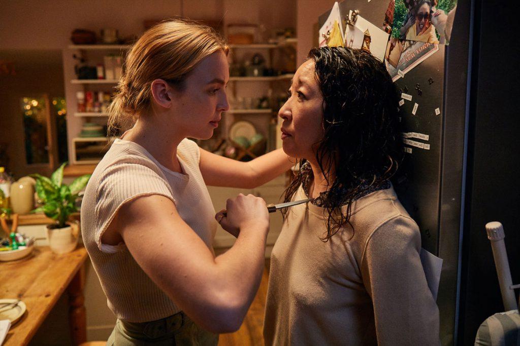 """""""Killing Eve"""" Szenenbild (© 2019 Universal Studios)"""