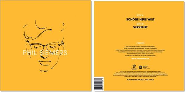 """Phil Siemers """"Schöne neue Welt"""" Promo-Single"""