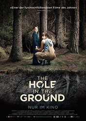 """The Hole In The Ground"" Filmplakat (© Weltkino Filmverleih)"