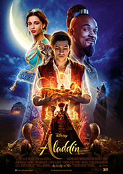"""Aladdin"" Filmplakat (© 2019 Disney Enterprises, Inc. All Rights Reserved.)"