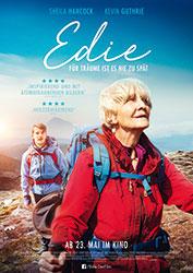 """""""Edie - Für Träume ist es nie zu spät"""" Filmplakat"""