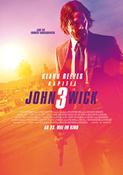 """John Wick: Kapitel 3"" Filmplakat (© 2019 Concorde Filmverleih GmbH)"