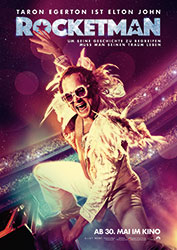 """Rocketman"" Filmplakat (© 2019 Paramount Pictures Corporation)"