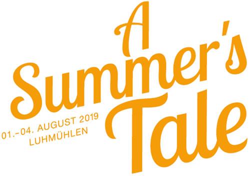 """A Summer's Tale"" Festival 2019 Logo"