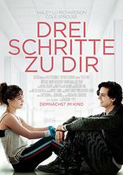 """Drei Schritte zu dir"" Filmplakat (© Universal Pictures)"