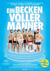 """Ein Becken voller Männer"" Filmplakat (© Studiocanal GmbH)"