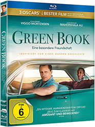 """Green Book"" Blu-ray Cover"