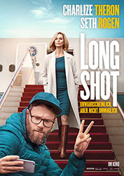 """""""Long Shot - Unwahrscheinlich, aber nicht unmöglich"""" Filmplakat (© Studiocanal)"""
