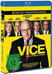 """""""Vice - Der zweite Mann"""" Blu-ray Cover (© Universum Film)"""