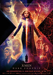 """X-Men: Dark Phoenix"" Filmplakat (© 2019 Twentieth Century Fox)"