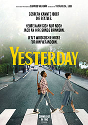 """Yesterday"" Filmplakat (© Universal Pictures)"