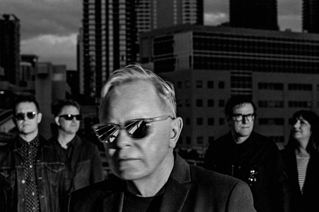 New Order (Foto: © Warren Jackson)