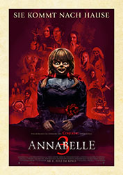 """Annabelle 3"" Filmplakat (© 2019 WARNER BROS. ENTERTAINMENT INC.)"