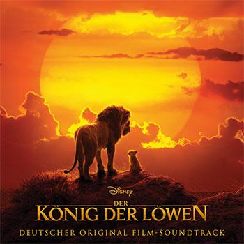 """""""Der König der Löwen"""" Soundtrack (©2019 Disney)"""