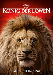 """Der König der Löwen"" Filmplakat (© 2019 Disney Enterprises, Inc. All Rights Reserved.)"