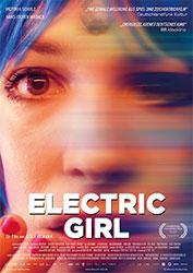 """""""Electric Girl"""" Filmplakat (© farbfilm verleih)"""
