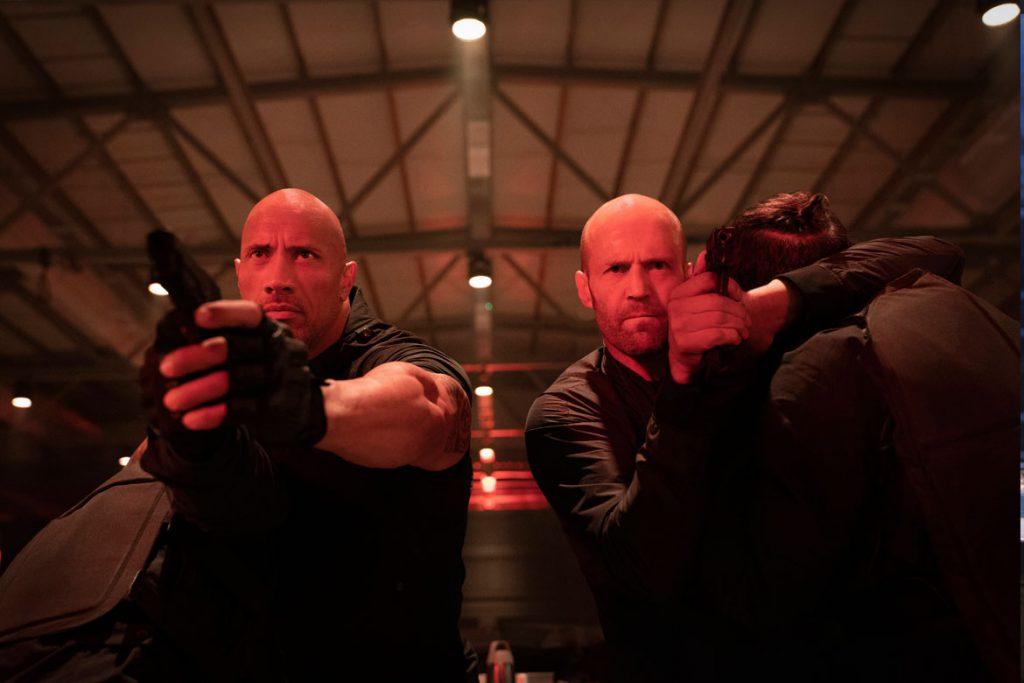 """Fast & Furious: Hobbs & Shaw"" Szenenbild (© Universal Studios)"