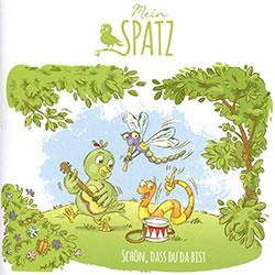 """""""Mein Spatz - Schön, dass du da bist"""" CD"""
