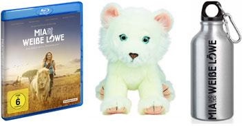 """""""Mia und der weiße Löwe"""" Fanpaket"""
