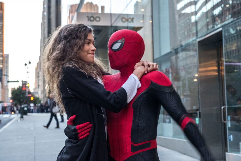 """Spider-Man: Far From Home"" Szenenbild (© 2019 Sony Pictures Entertainment Deutschland GmbH)"