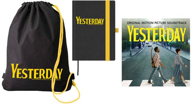 """Yesterday"" Fanpaket"