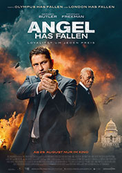 """Angel Has Fallen"" Filmplakat (© Universum Film)"