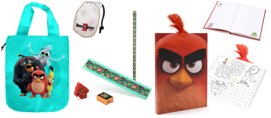 """Angry Birds 2 - Der Film"" Fanpaket"