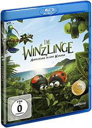 """""""Die Winzlinge - Abenteuer in der Karibik"""""""