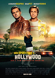"""Once Upon a Time... in Hollywood"" Filmplakat (© 2019 Sony Pictures Entertainment Deutschland GmbH)"