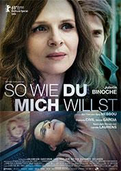 """""""So wie du mich willst"""" Filmplakat (© Alamode Film)"""