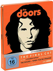 """The Doors"" Limited Steelbook Edition"