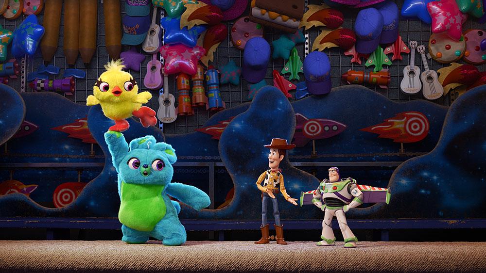"""""""A Toy Story: Alles hört auf kein Kommando"""" Szenenbild (© Disney•Pixar 2018)"""