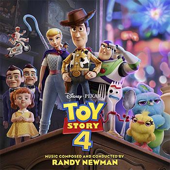 """""""Toy Story 4 – Original Filmsoundtrack"""" (©2019 Disney)"""