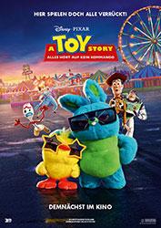 """""""A Toy Story: Alles hört auf kein Kommando"""" Filmplakat (© Disney•Pixar)"""