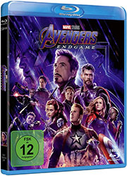 """Avengers: Endgame"" Blu-ray"
