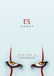 """Es Kapitel 2"" Filmplakat (© 2019 Warner Bros. Entertainment Inc.)"