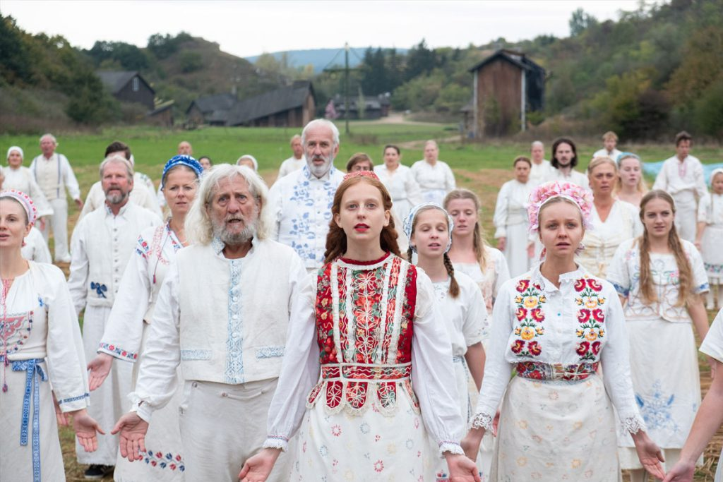 """Midsommar"" Szenenbild (© Csaba Aknay Courtesy of A24)"