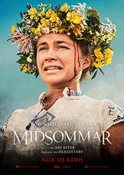 """""""Midsommar"""" Filmplakat"""