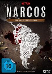 """""""NARCOS - Die komplette Serie (Staffel 1 - 3)"""""""