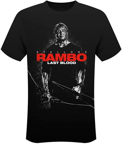 """Rambo: Last Blood"" T-Shirt"