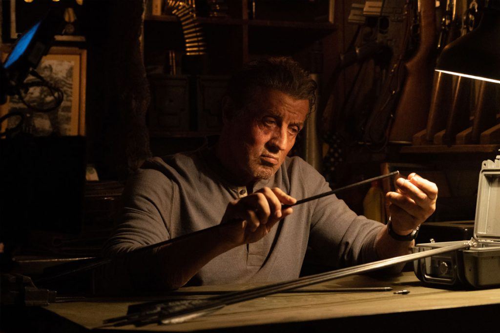 """Rambo: Last Blood"" Szenenbild (© Universum Film)"