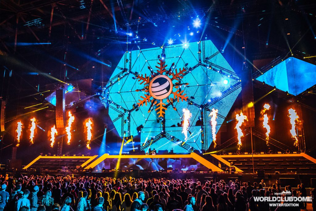BigCityBeats WORLD CLUB DOME Winter Edition 2018 (© BigCityBeats / Julien Duval)