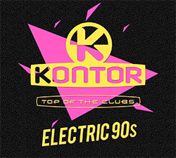 """Kontor Top Of The Clubs - Electric 90s"""