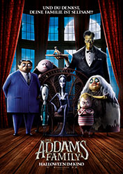 """Die Addams Family"" Filmplakat (© Universal Pictures)"