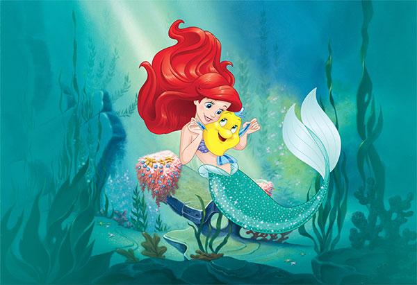 """Arielle, die Meerjungfrau"" Szenenbild (© Disney)"