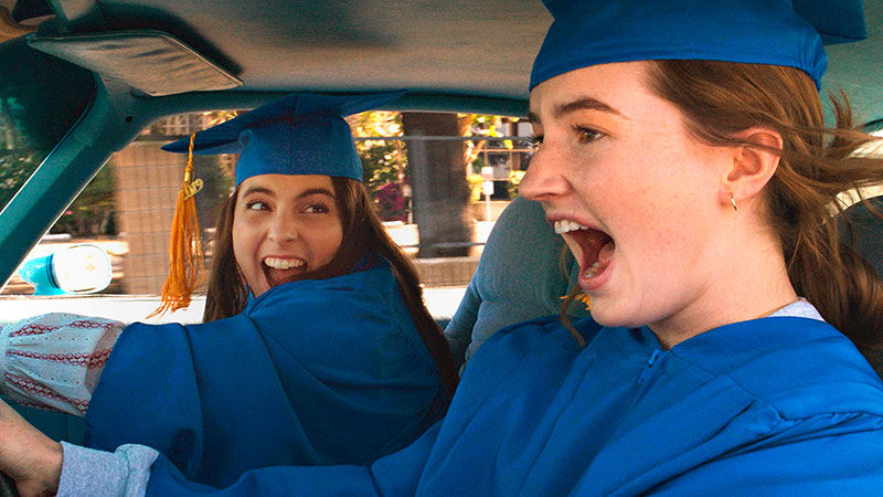 """Booksmart"" Szenenbild (© 2019 ANNAPURNA PICTURES, LLC. All Rights Reserved)"