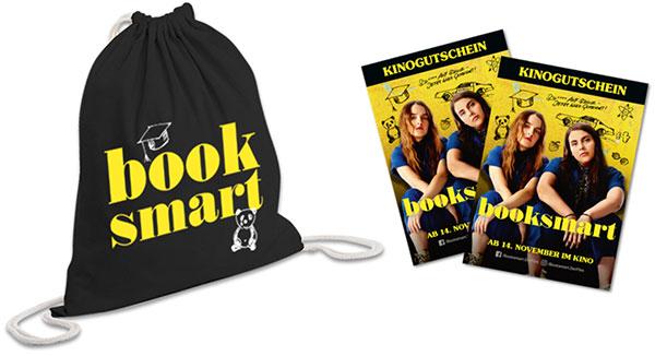 """Booksmart"" Fanpaket"