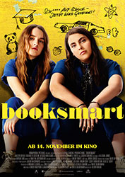 """Booksmart"" Filmplakat (© 2019 ANNAPURNA PICTURES, LLC. All Rights Reserved)"